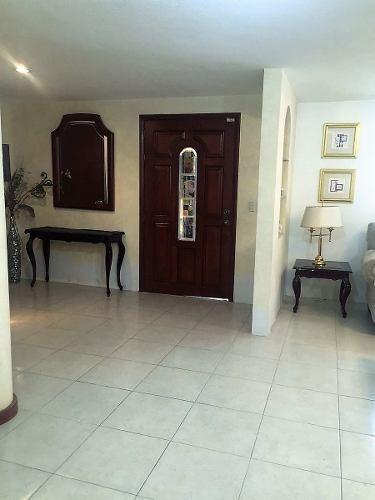 casa amueblada a 1 cuadra de la udlap y acceso por periferic