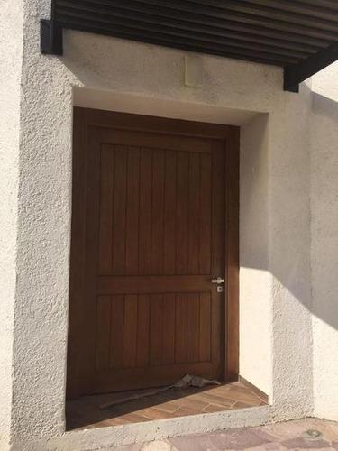 casa amueblada en renta de una planta en residencial rancho santa monica