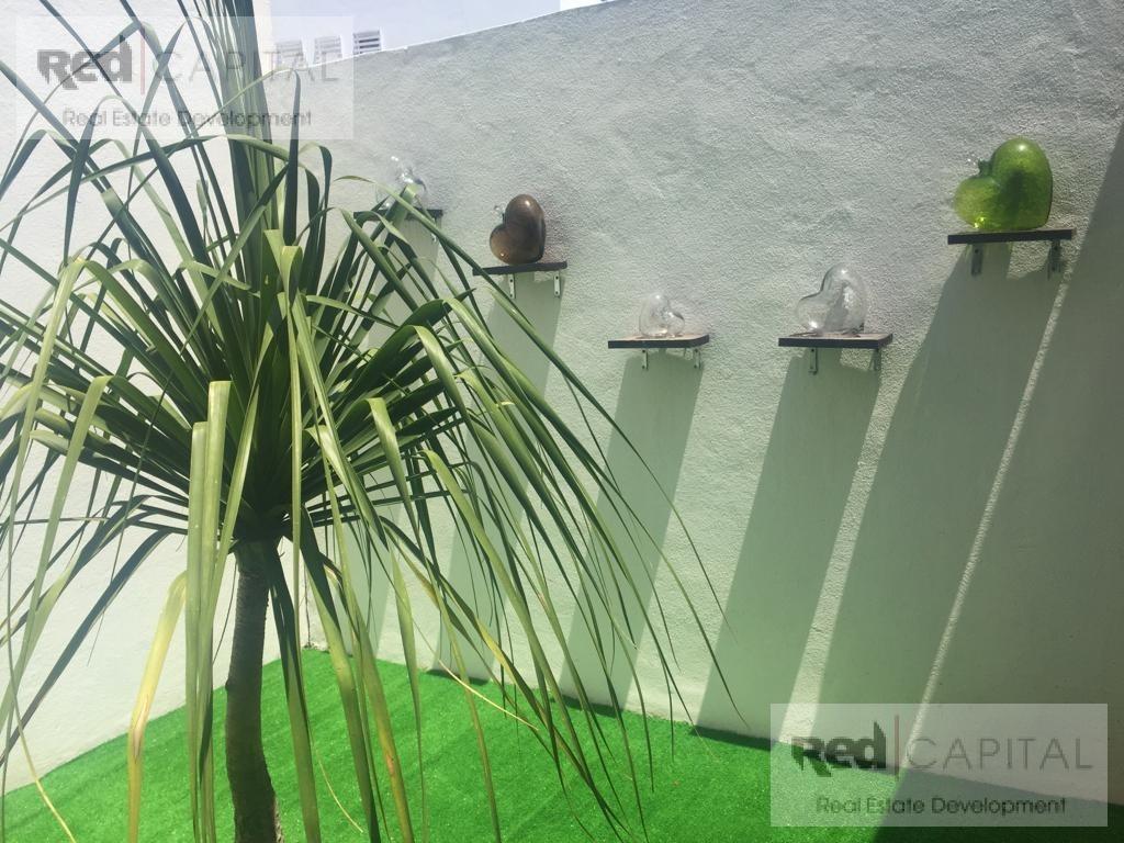 casa amueblada en renta en katania
