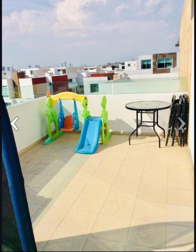 casa amueblada en renta en parque yucatán