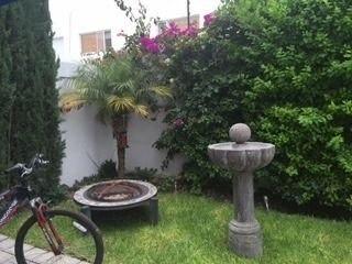 casa amueblada en  renta en santa fe juriquilla qro. mex.