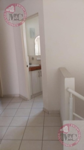 casa amueblada en renta en villasur