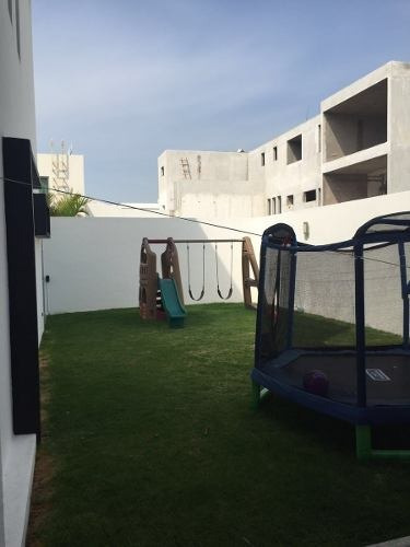 casa amueblada en renta terranova / lomas de angelópolis / sn andrés cholula pue
