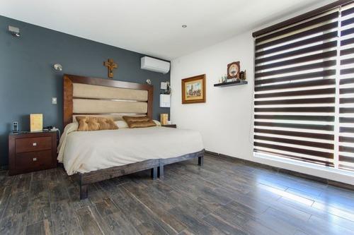 casa amueblada en venta en parque hidalgo en lomas de angelópolis