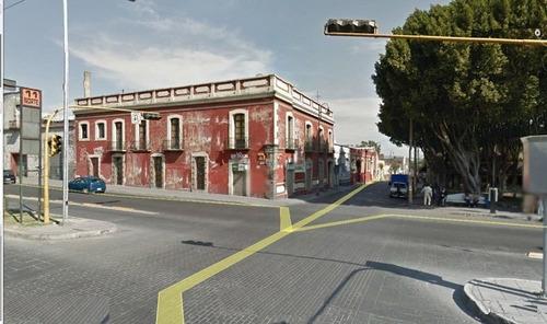 casa antigua (c1939) en el centro histórico de puebla capital, puebla