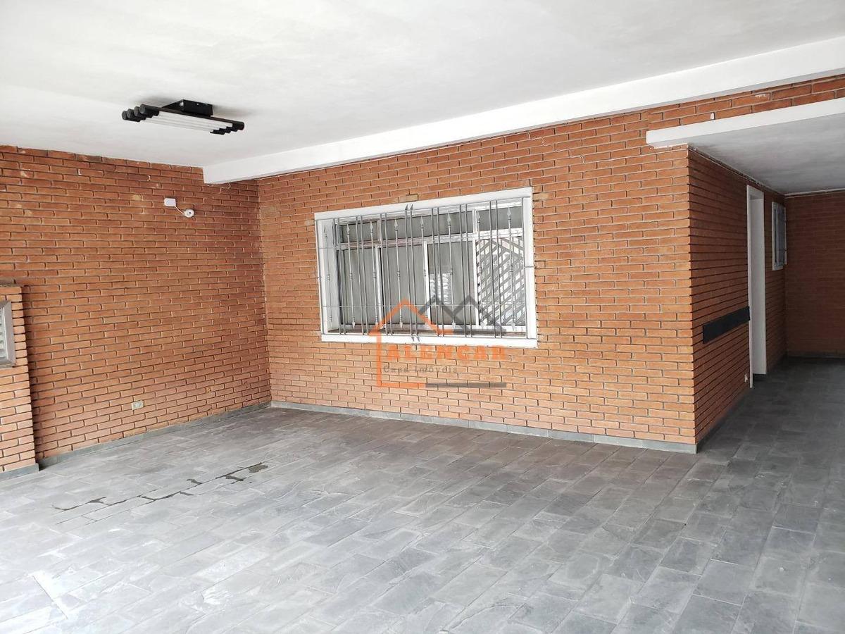 casa ao lado da estação dom bosco com 3 dormitórios à venda, 140 m² por r$ 638.000 - itaquera - são paulo/sp - ca0021