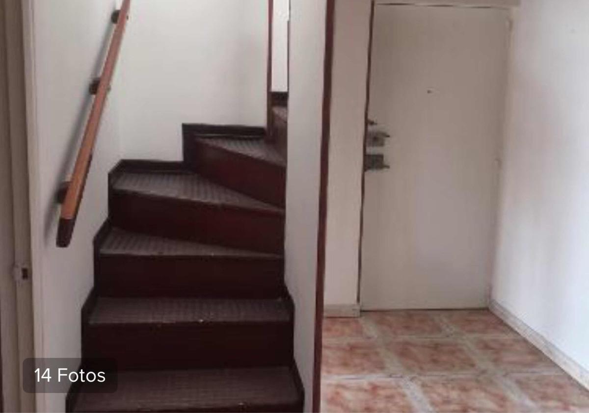 casa apartamento en quinto y sexto piso 5 hab. 3 baños