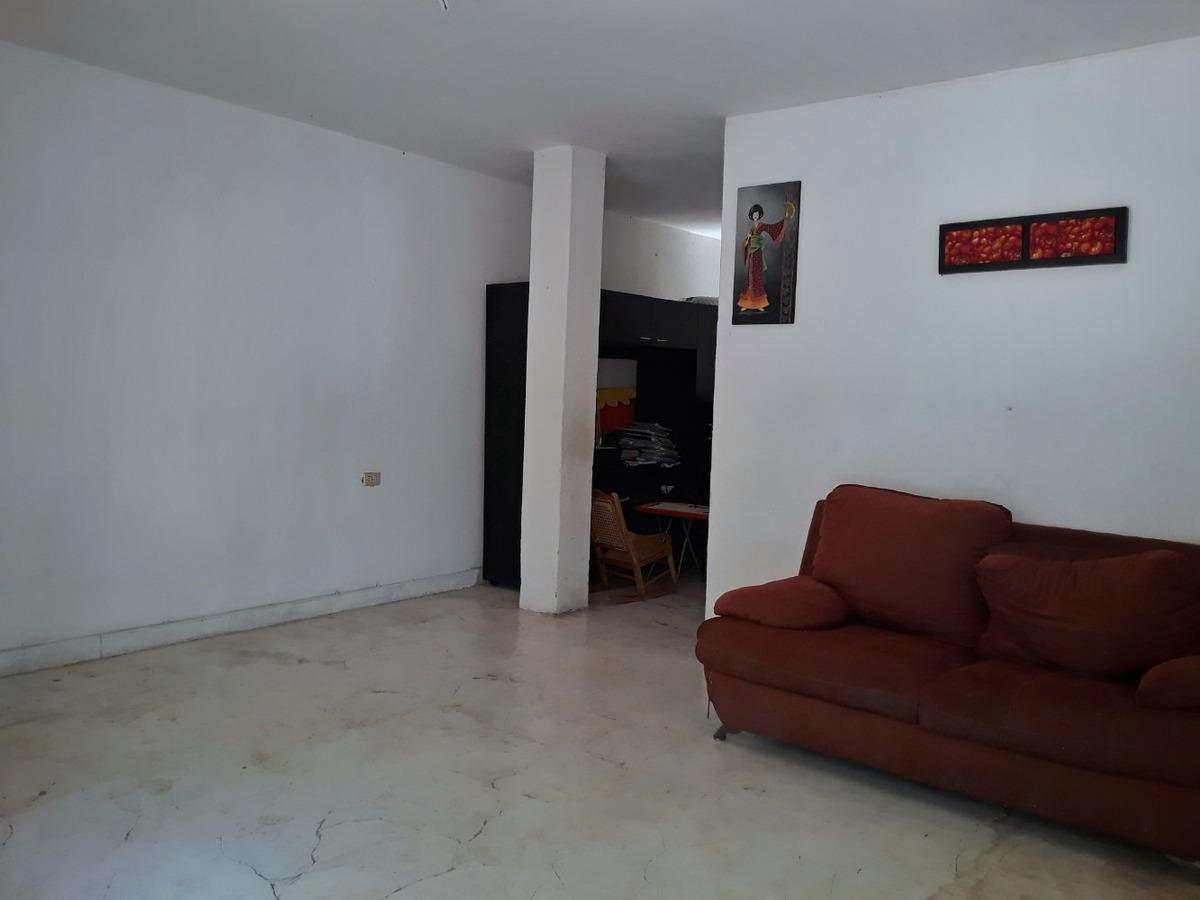 casa + apto estudio. total: (7x34 mts).