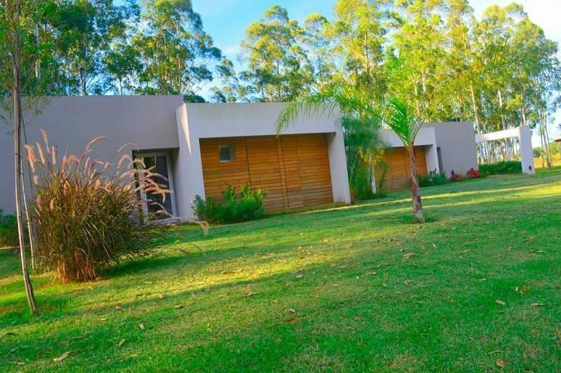 casa araruna - complejo la aldea club de campo