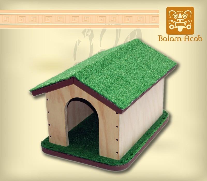 d30a935e7 Casa Artesanal Para Perro (madera) - $ 1,000.00 en Mercado Libre