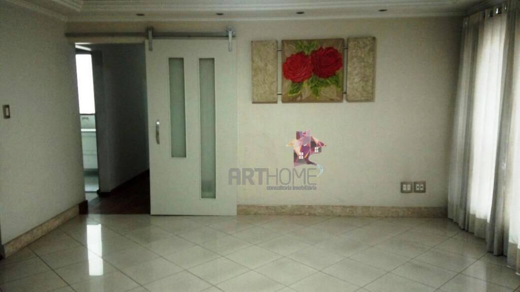 casa assobradada 3 dormitórios à venda, 240 m² por r$ 1.100.000,00 - rudge ramos - são bernardo do campo/sp - ca0193