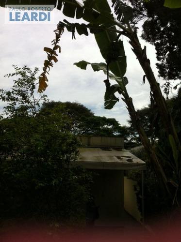 casa assobradada alto da boa vista  - são paulo - ref: 441513