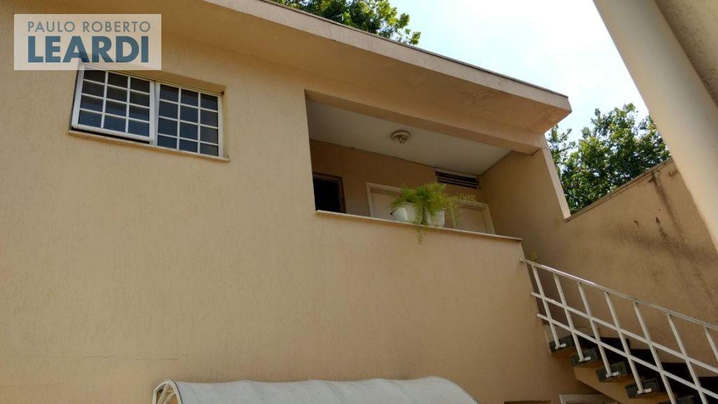 casa assobradada alto da boa vista  - são paulo - ref: 510914