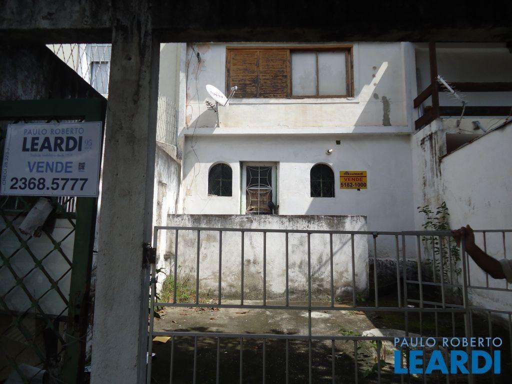 casa assobradada - alto da boa vista  - sp - 445396
