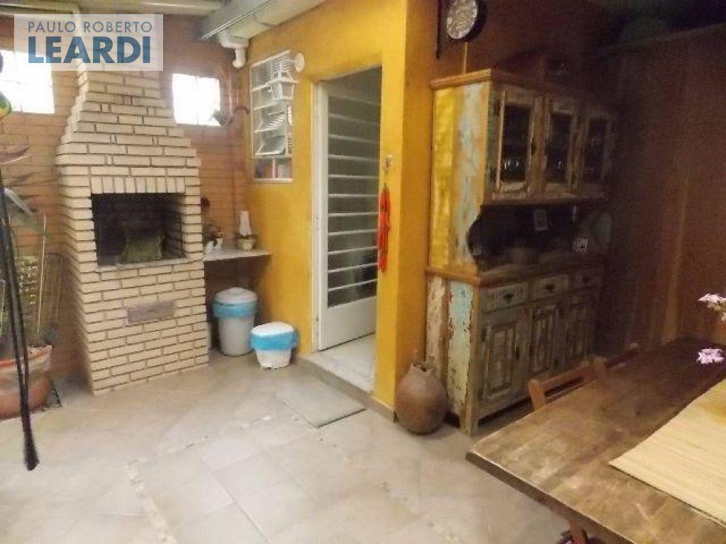 casa assobradada brooklin paulista - são paulo - ref: 424207