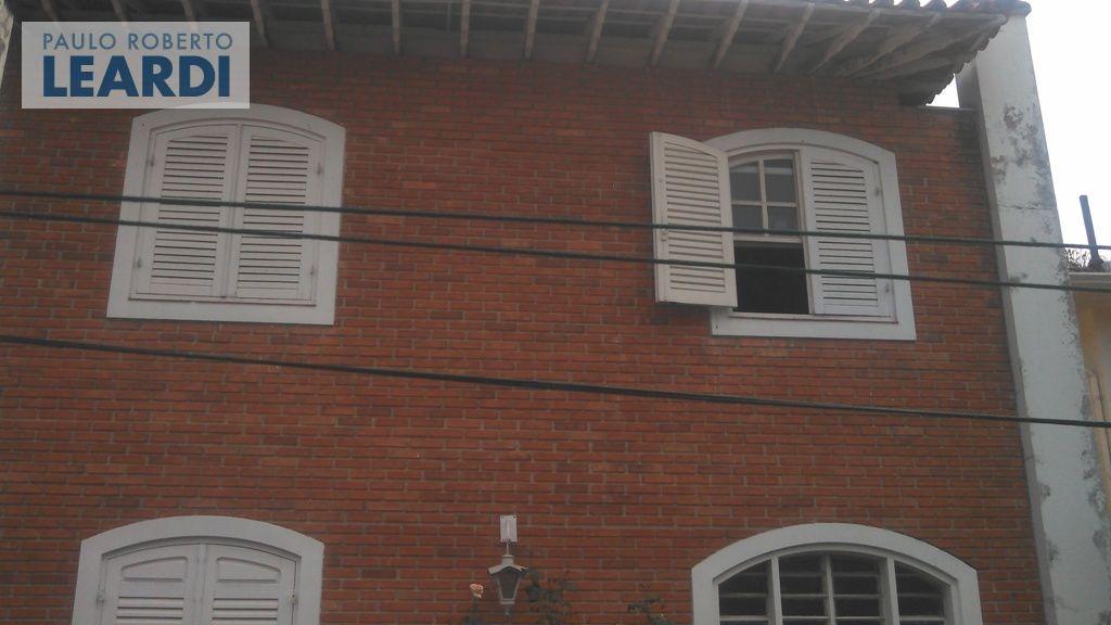 casa assobradada brooklin  - são paulo - ref: 386913