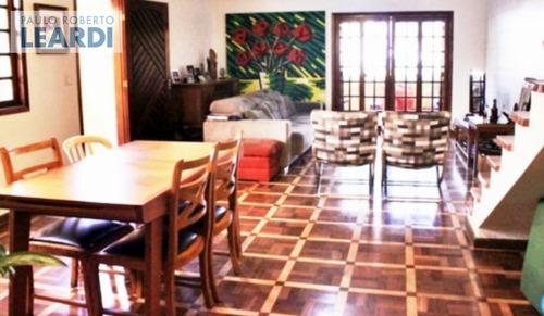 casa assobradada brooklin  - são paulo - ref: 445080