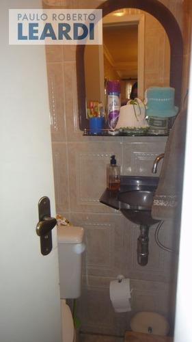casa assobradada brooklin  - são paulo - ref: 498959