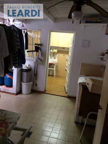 casa assobradada brooklin  - são paulo - ref: 502021