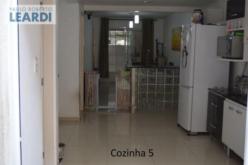 casa assobradada brooklin  - são paulo - ref: 524327