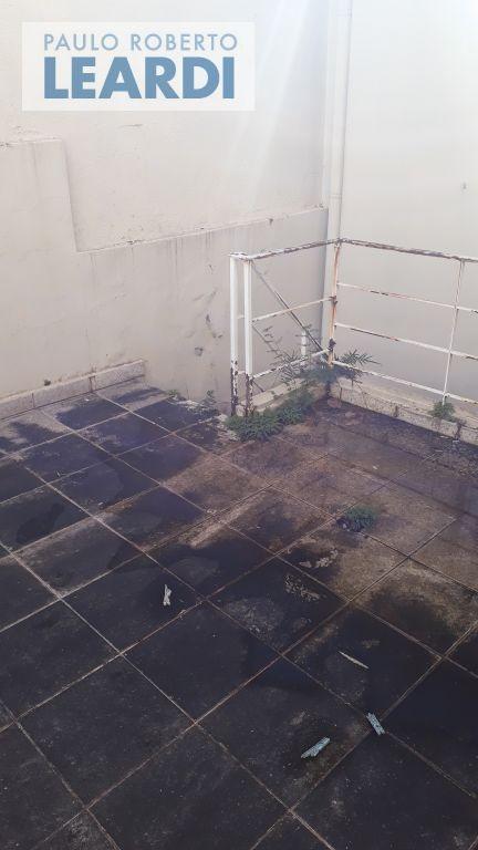casa assobradada brooklin  - são paulo - ref: 570032