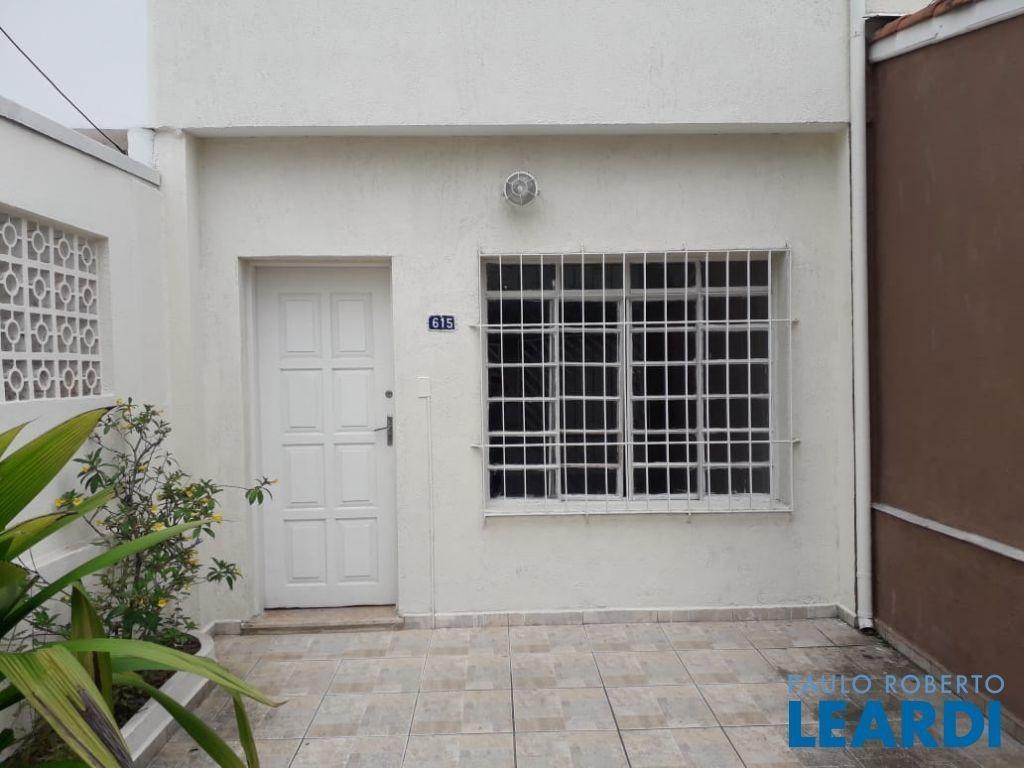 casa assobradada - brooklin  - sp - 586954