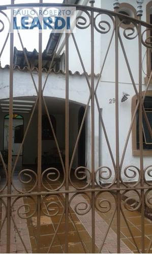 casa assobradada chácara mafalda - são paulo - ref: 496773