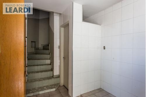 casa assobradada chácara santo antonio  - são paulo - ref: 487101