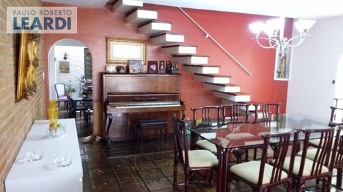 casa assobradada chácara santo antonio  - são paulo - ref: 494572