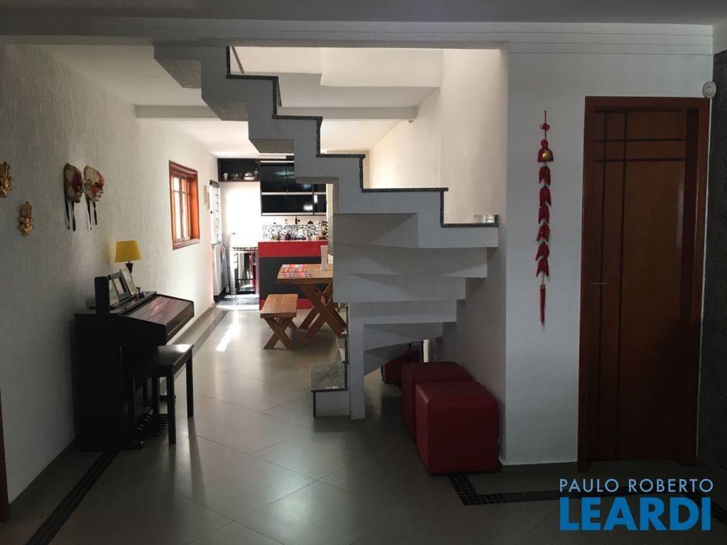casa assobradada - chácara santo antonio  - sp - 552162