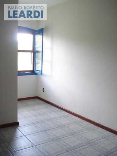 casa assobradada chácaras bananal  - arujá - ref: 386894
