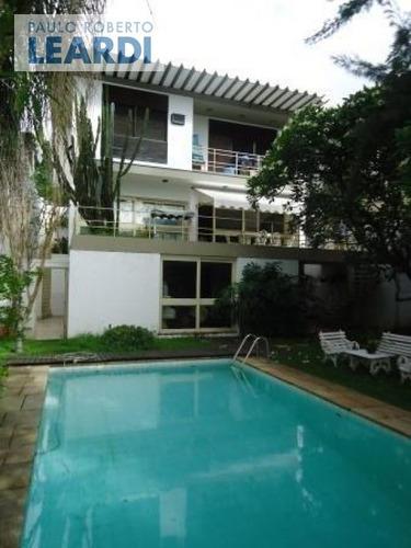 casa assobradada cidade jardim  - são paulo - ref: 387380