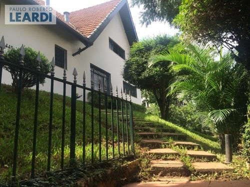 casa assobradada cidade jardim  - são paulo - ref: 425704