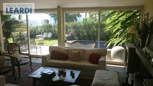casa assobradada cidade jardim  - são paulo - ref: 439386