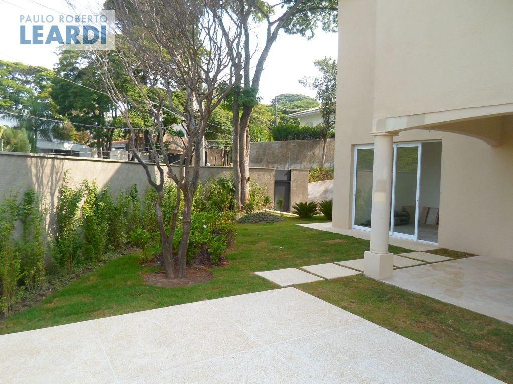 casa assobradada cidade jardim - são paulo - ref: 449694