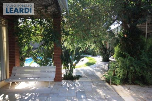 casa assobradada cidade jardim  - são paulo - ref: 450685