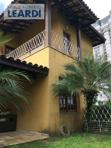casa assobradada cidade jardim  - são paulo - ref: 488591
