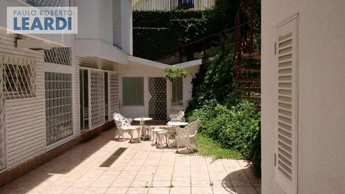 casa assobradada cidade jardim  - são paulo - ref: 493326