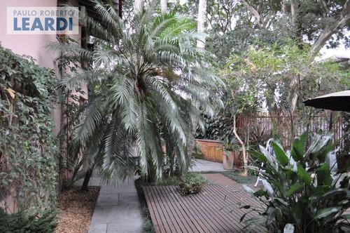 casa assobradada cidade jardim  - são paulo - ref: 502642