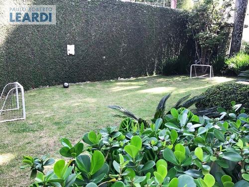 casa assobradada cidade jardim  - são paulo - ref: 524073