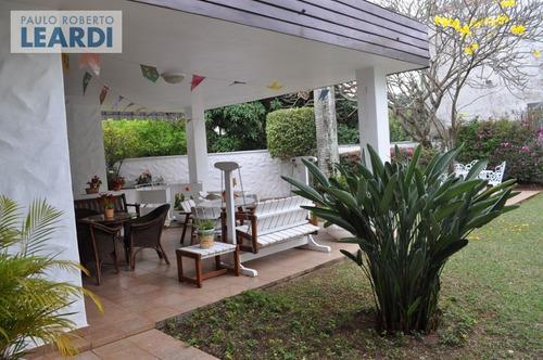 casa assobradada cidade jardim  - são paulo - ref: 545990