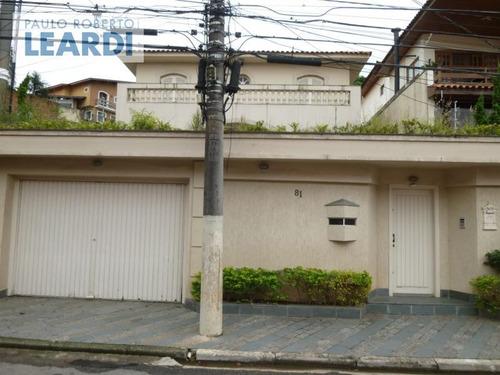 casa assobradada cidade jardim  - são paulo - ref: 742