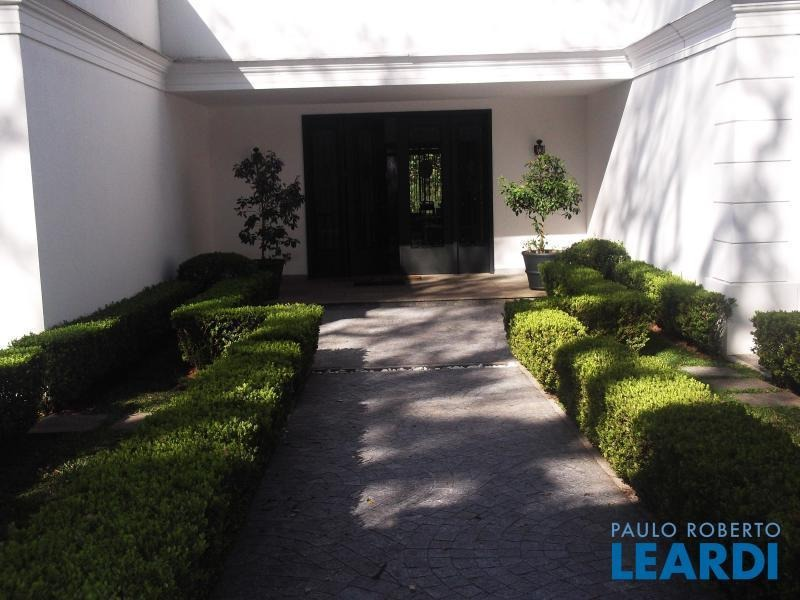 casa assobradada - cidade jardim  - sp - 375807