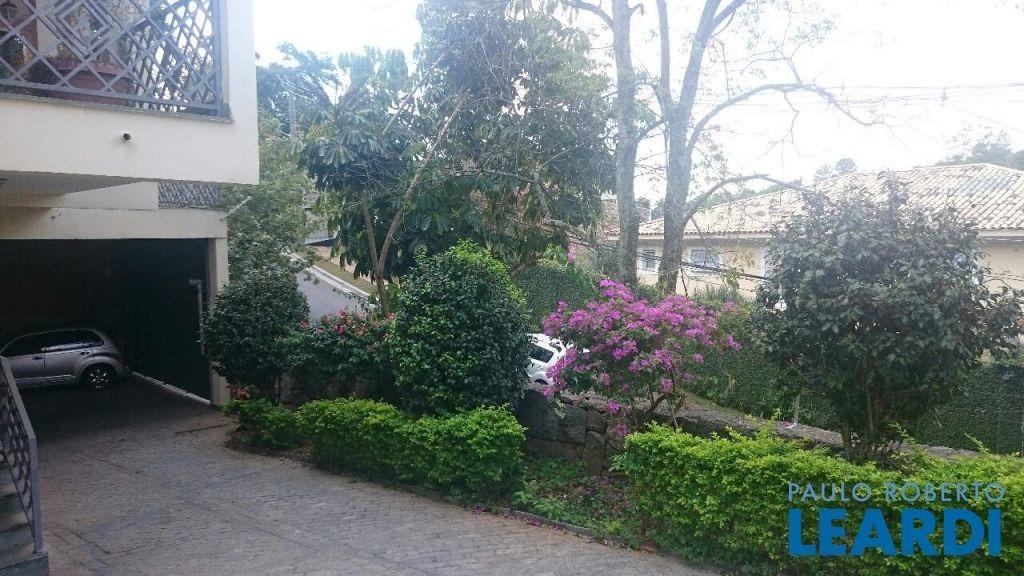 casa assobradada - cidade jardim  - sp - 390078
