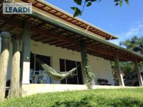 casa assobradada colonial village (caucaia do alto) - cotia - ref: 458586