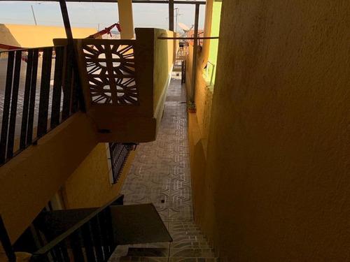 casa assobradada com 02 dormitórios e 01 vaga de garagem no bairro jardim veloso - 11413