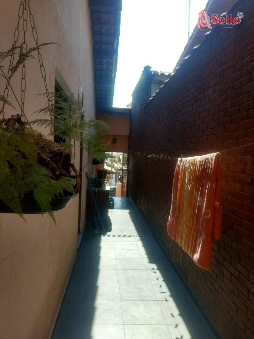 casa assobradada com 3 dormitórios, 131m² - vila rosália - guarulhos/sp - ca0006