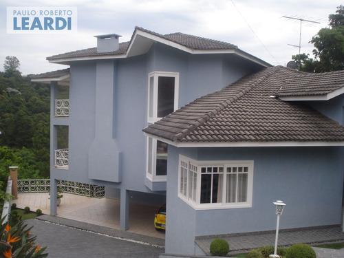 casa assobradada condomínio hills i e ii - arujá - ref: 391875