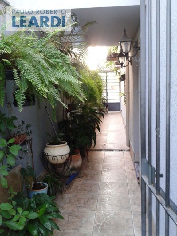 casa assobradada jardim aeroporto  - são paulo - ref: 439785