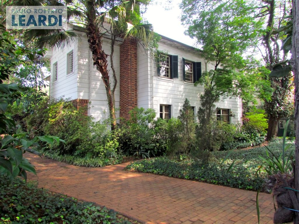 casa assobradada jardim américa  - são paulo - ref: 490897